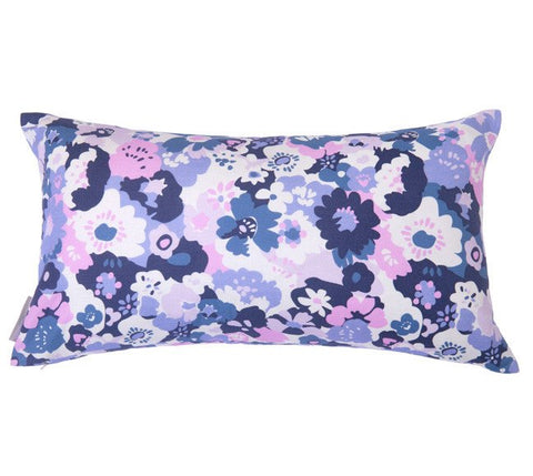 Wildflower Flash Oblong Pillow