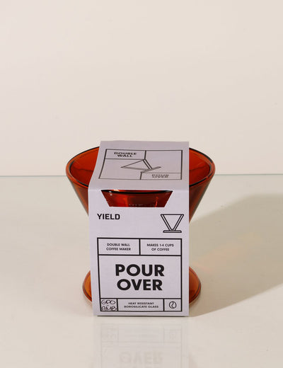 Yield Design Amber Double-Wall Pour Over