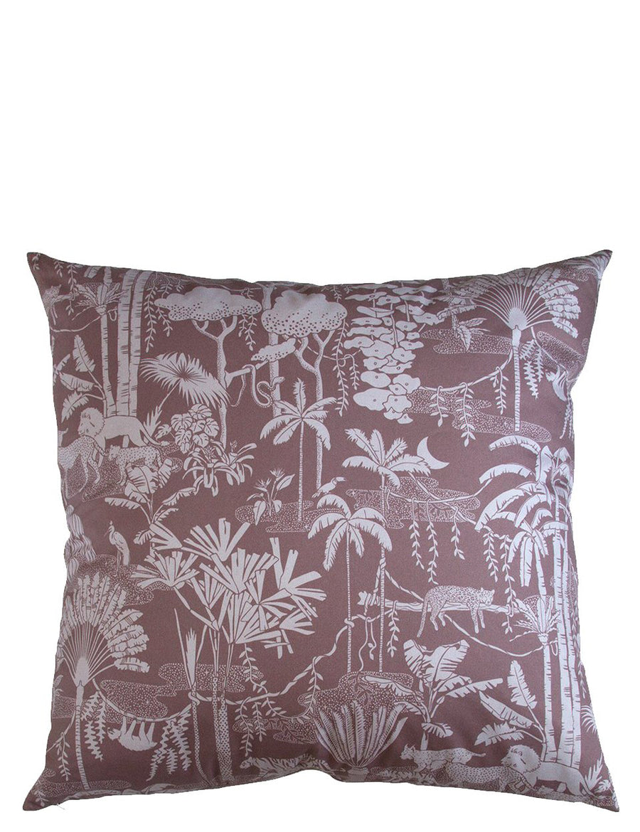 "Jungle Dream Finn - 32"" x 32"" Floor Pillow"