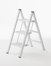 Lucano Slim Step 3-Step Ladder