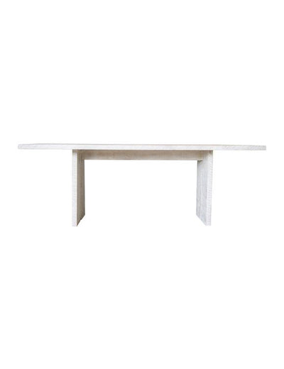 The U Dining Table - 8'
