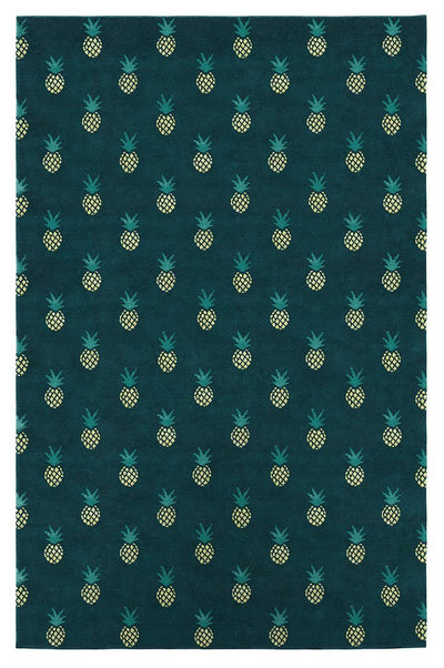 Pineapple Viridian Carpet