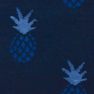 Pineapple Indigo Carpet
