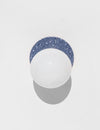 Lunar Sconce Crescent in Blue