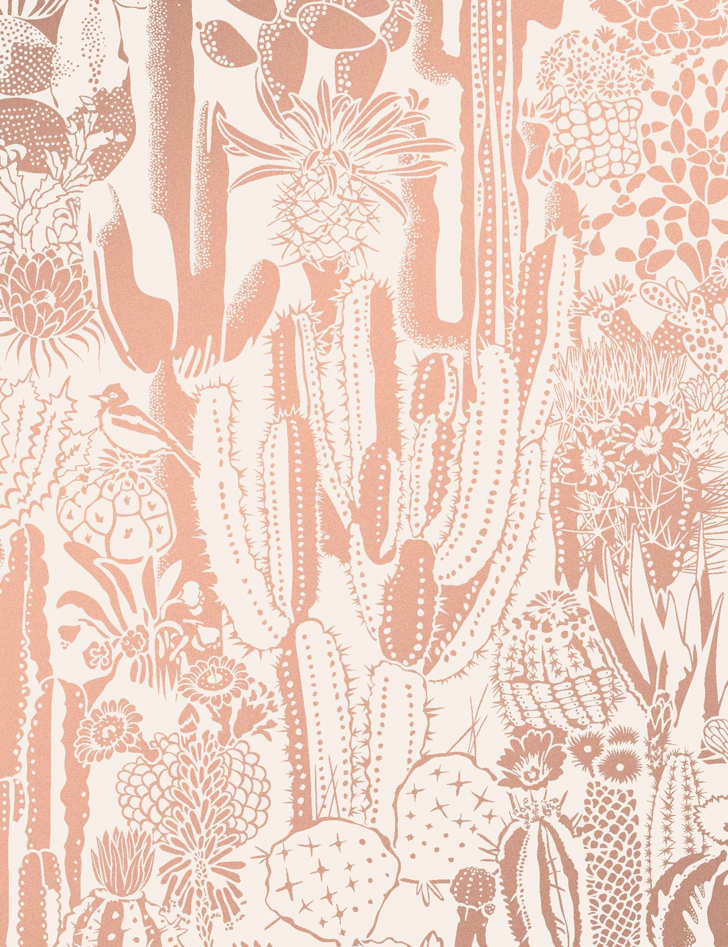 Cactus Spirit Designer Wallpaper By Aimee Wilder Made In The Usa