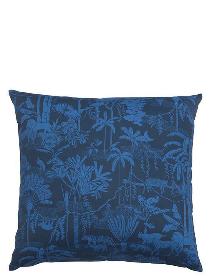 "Jungle Dream Mediterranean - 32"" x 32"" Floor Pillow"