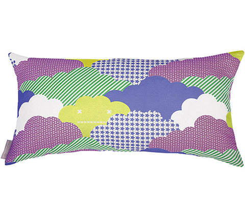 Clouds Sonic Bolster Pillow
