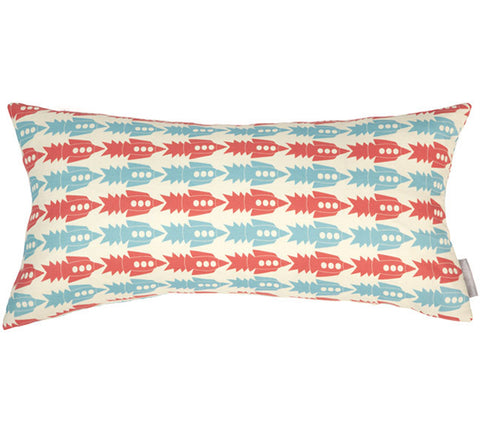 Rockets French Bolster Pillow