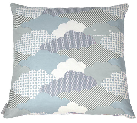 Clouds Storm Euro Pillow