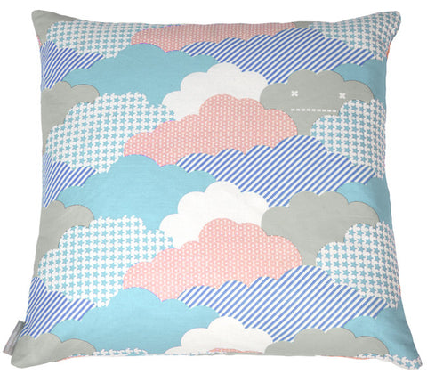 Clouds Sunshine Pillow