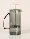 Yield Design Gray 850 mL Glass French Press