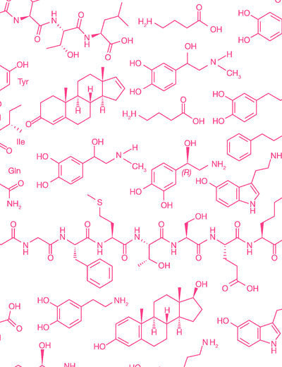 Love Molecules Neon