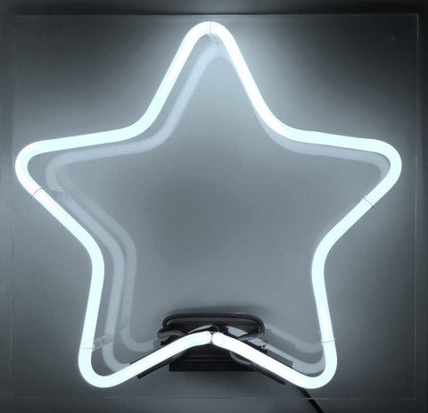 Rounded Star White