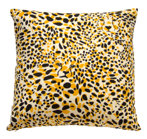 Cheetah Vision Aventura Pillow
