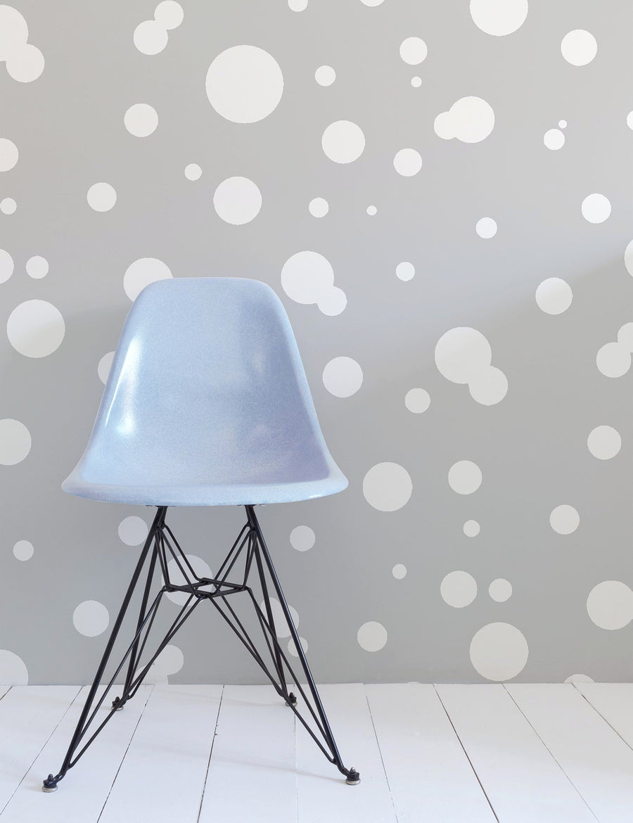 Space Dots Heather