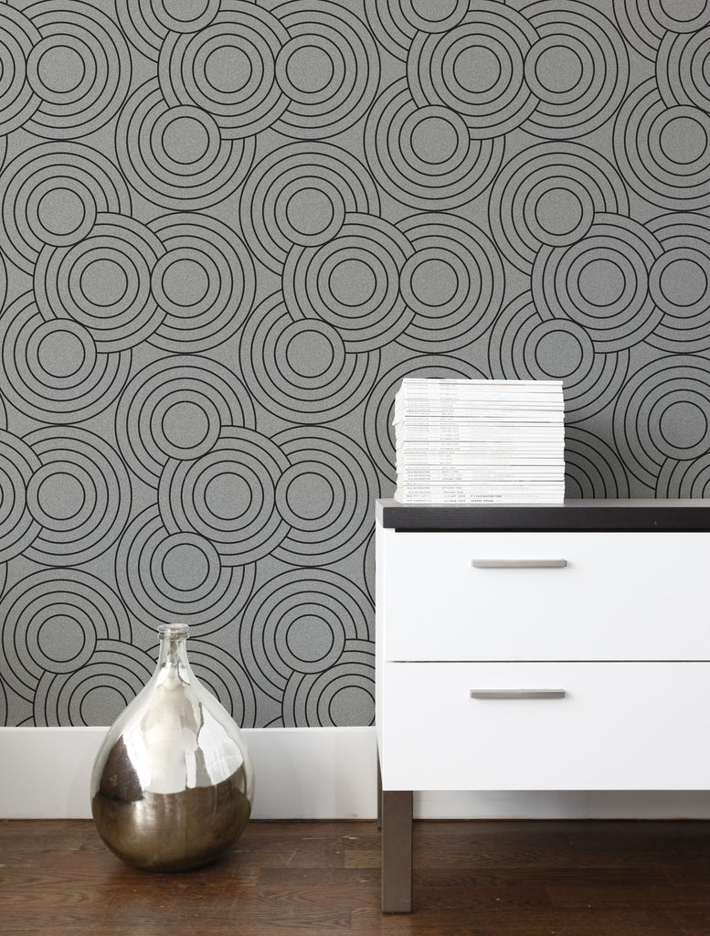 Crop Circles Designer Wallpaper By Aimee Wilder Made In The USA