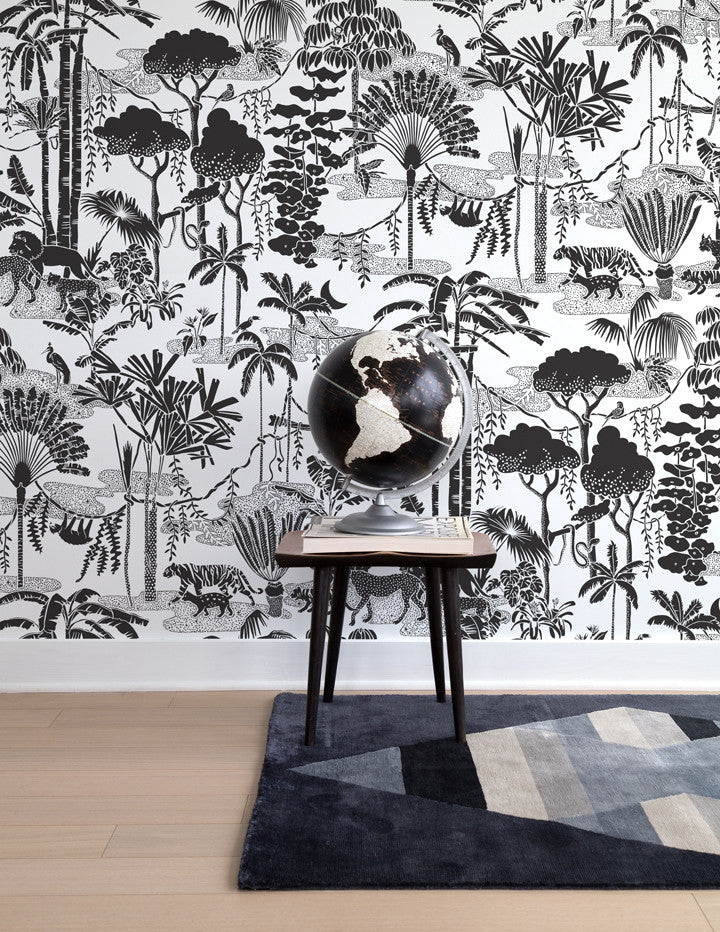 Jungle Dream Designer Wallpaper By Aimee Wilder Made In The Usa