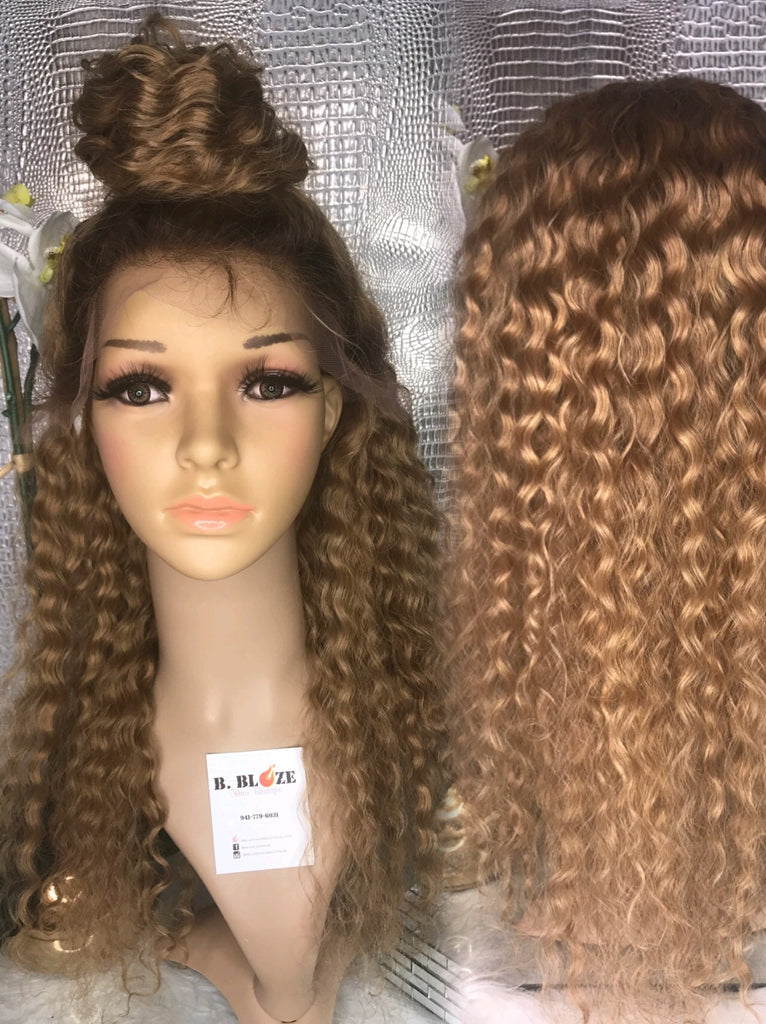 27/4 Lace Wig