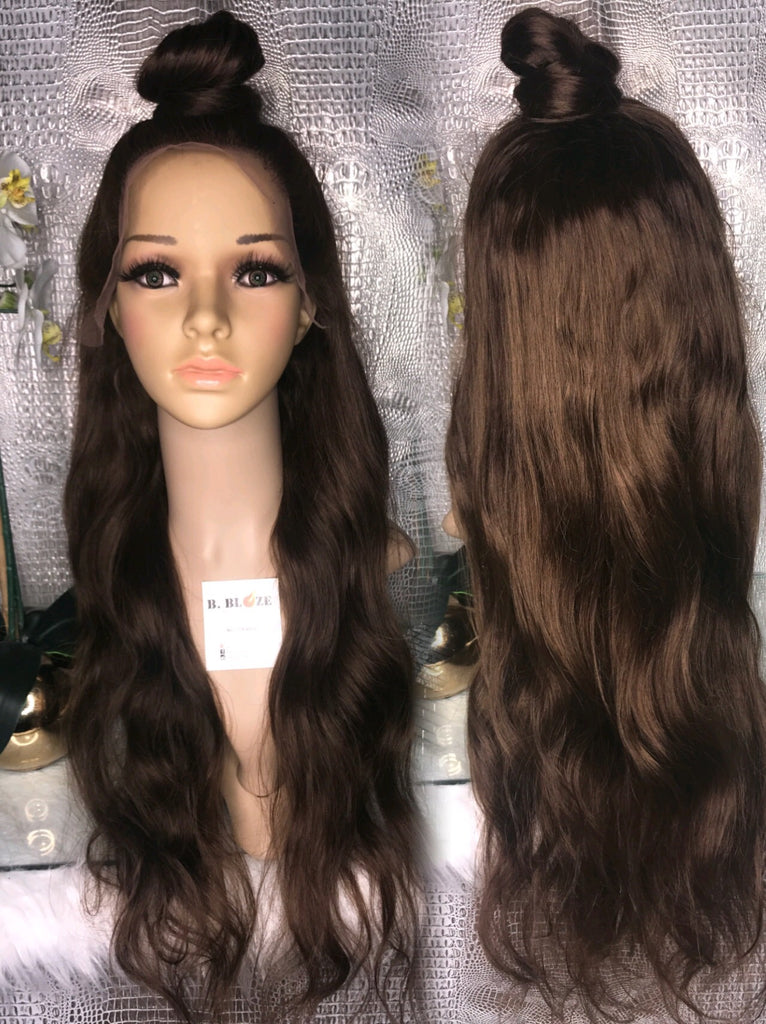 #4 Body Wave Lace Wig