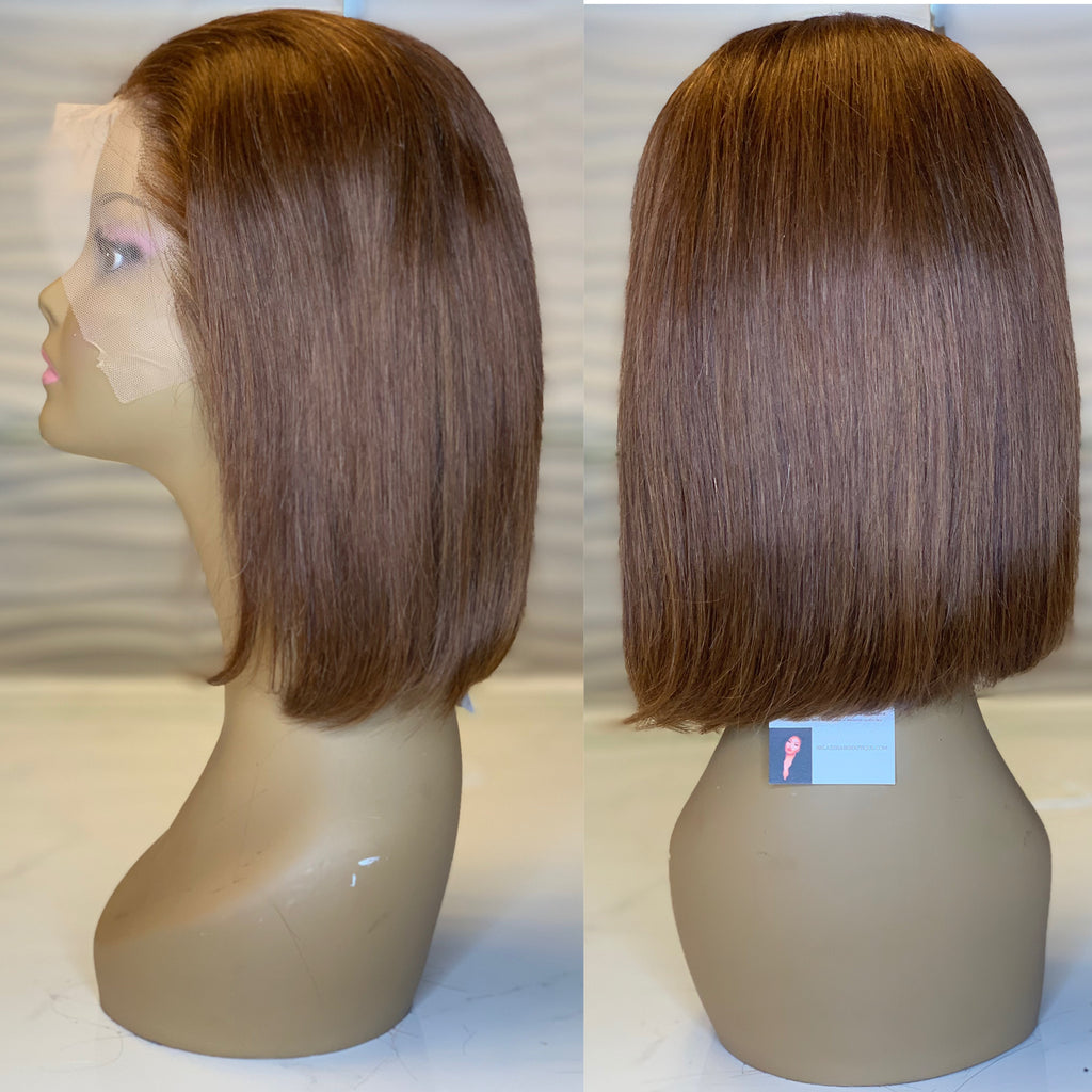 Chocolate Lace Wig
