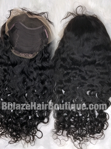 Natural Wave Lace Wig