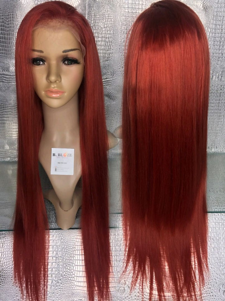 Ginger Lace Wig