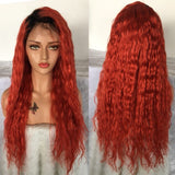 Ginger Wave Lace Wig