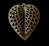 Dapted Heart Filigree