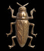 3-D Big Bug Brass Embelishment of Brass
