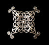 Square Wrap Filigree