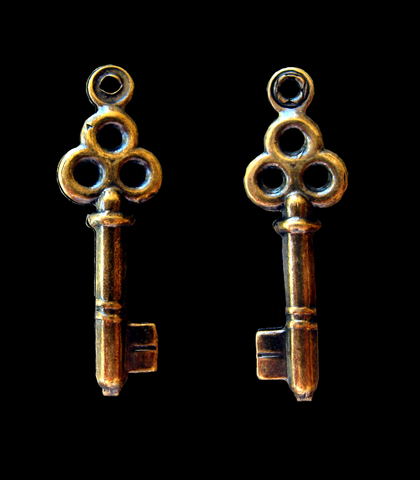 Keys, Double Sided (2)