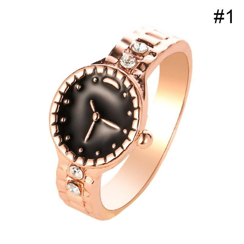 2019 New Fashion Watch Ring