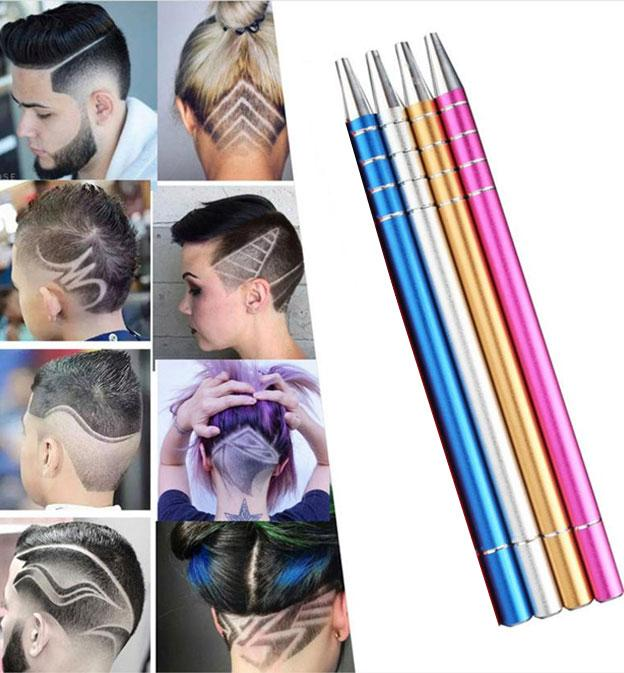 Stainless Steel Pro Hair Engraving Shaver Pen