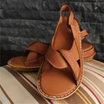 2019 Women's Knotted Comfortable Flat Sandals