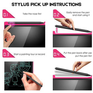 8.5 inch LCD Writing Tablet Digital Drawing Board
