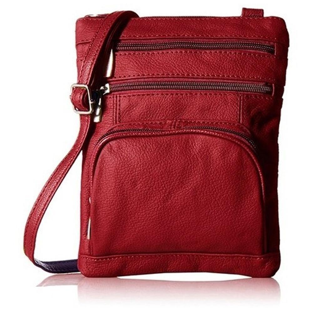 Super soft crossbody bag, 13 color