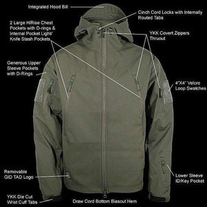 The Ultimate Tactical Jacket-Add to chart 10% OFF NOW