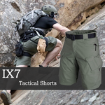 Waterproof Tactical Shorts-Summer
