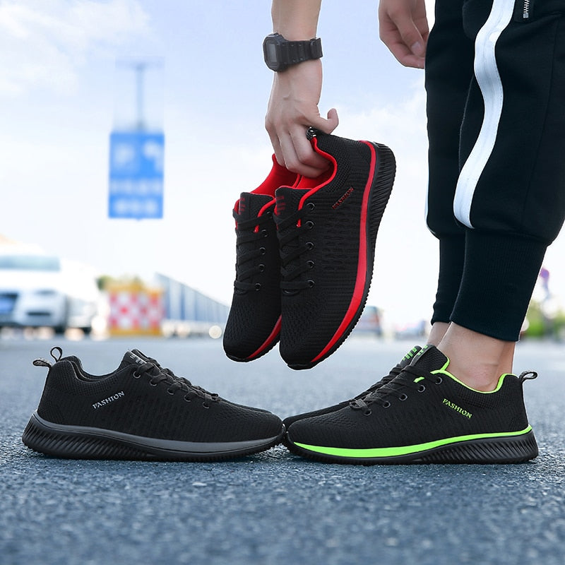 Man Fashion Breathable Shoes