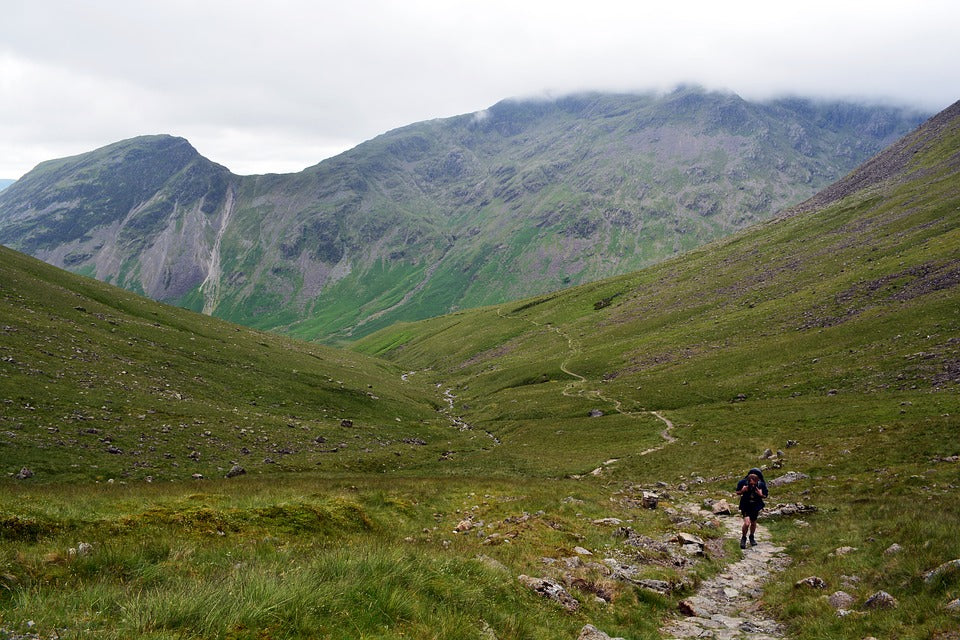 5 best walking routes in the UK