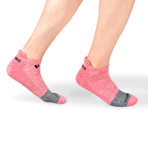 Mens Red Active Ankle Sock