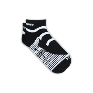 Womens Grey Running Socks