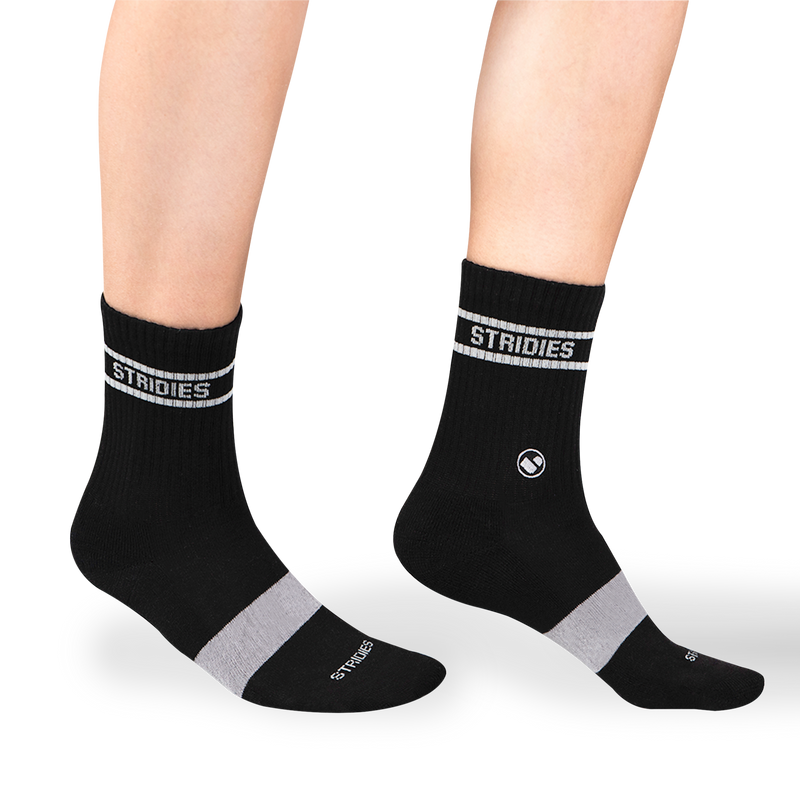 Womens Soft Cotton Crew Sock 4 Multipack