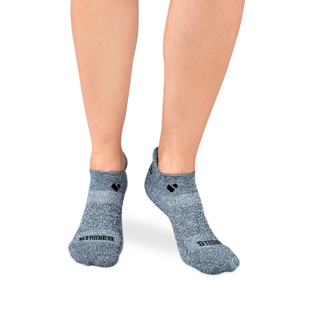 Grey Active Ankle sock (wholesale)