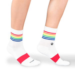 Womens Crew Sock 4 Multipack