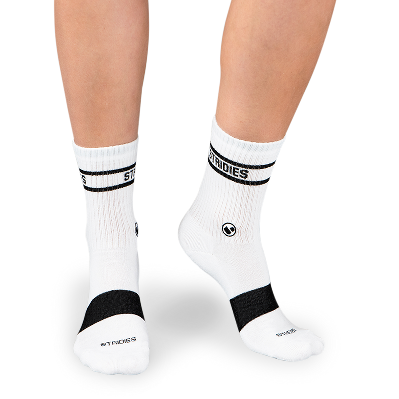 Womens Soft Cotton Crew Sock