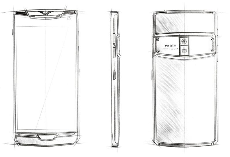 Vertu Cobatellation X Mobile