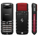 Vertu Ferrari Edition Mobile Phone