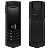 Vertu Signature Ultimate Black Phone