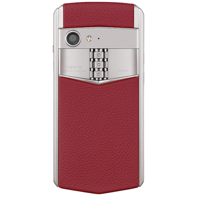 Vertu Aster P Raspberry Red Mobile